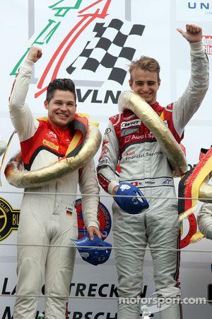 Kazanan Christopher Mies ve Nico Müller Audi Sport - Takım: WRT