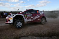 Abdulaziz Al-Kuwari, Marshall Clarke, Ford Fiesta RRC, Youth und Sports Qatar Rally Team