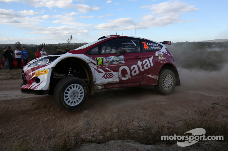 Abdulaziz Al-Kuwari, Marshall Clarke, Ford Fiesta RRC, Youth y Sports Qatar Rally Team