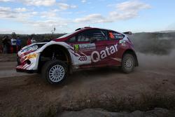 Abdulaziz Al-Kuwari, Marshall Clarke, Ford Fiesta RRC, Youth y Sports Qatar Rally Team