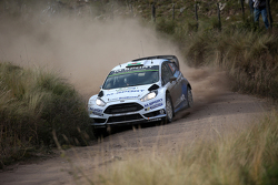 Elfyn Evans, Daniel Barrit, M-Sport World Rally Team, Ford Fiesta RS WRC