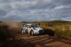 Ott Tanak - Raigo Molder, Ford Fiesta Rs Wrc, M-Sport World Rally Team