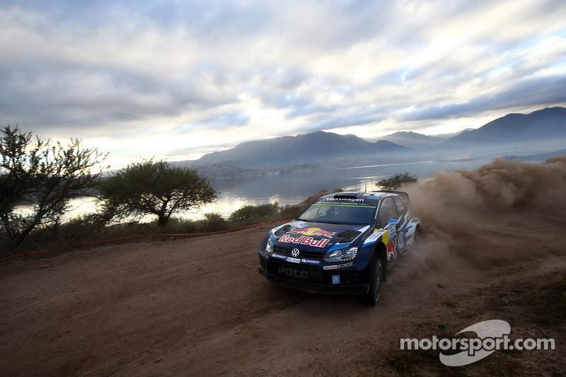 Sebastien Ogier und Julien Ingrassia, Volkswagen Polo R WRC, Volkswagen Motorsport