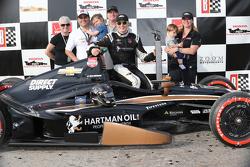 Ganador: Josef Newgarden, CFH Racing
