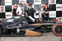 获胜者: Josef Newgarden, CFH Racing