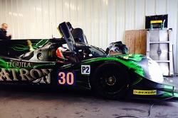 Extreme Speed Motorsports тестирует Ligier JS P2