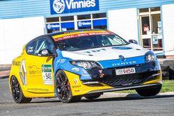 Grant Denyer and Alex Gelsomino, Renault Megane