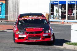 Eddie Maguire and Michael Potter, Mitsubishi Evo IX