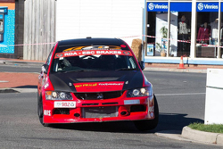 Eddie Maguire and Michael Potter, Mitsubishi Evo IX