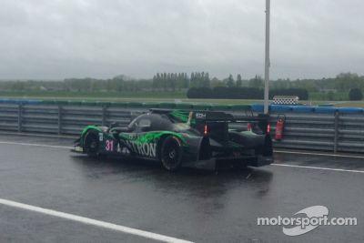 Essais de la Ligier d'ESM