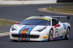 #24 中西部赛车组,法拉利458: Mark Kvamme