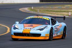 #59 Ferrari of Fort Lauderdale, Ferrari 458: John Farano