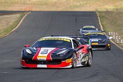 #9 Ferrari of Long Island, Ferrari 458: Alfred Caiola