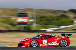 #77 Ferrari Quebec Ferrari 458: Emmanuel Anassis