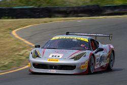 #18 Ferrari of San Francisco Ferrari 458: James Weiland