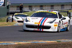#23 Miller Motorcars, Ferrari 458: Carlos Conde