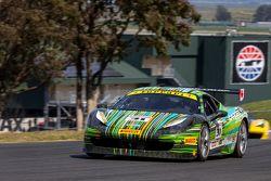 #31 Ferrari de Ontario Ferrari 458: Damon Ockey