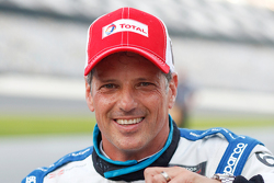 Oswaldo Negri jr., Michael Shank Racing, Aero Ligier JS PS2 Honda HPD, feiert