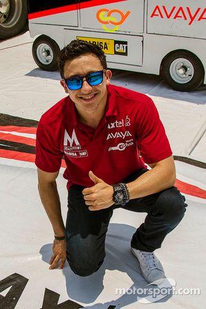 Enrique Contreras,Race Planet