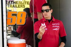 Irwin Vences, M Racing