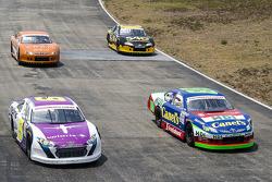 James Nides, Alpha Racing; Rubén García Jr. Canel's Racing