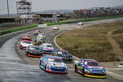 Oscar Torres Jr.,G3C Racing; Rafael Martínez, Canel's Racing