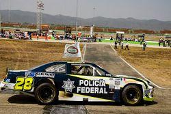 Ganador: Rubén Rovelo, G3C Racing Team celebra