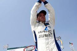Podio ganador: Rubén Rovelo, G3C Racing Team