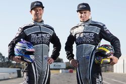 Ant Pederson und André Heimgartner, Super Black Racing