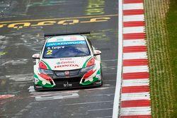 Gabriele Tarquini, Castrol Honda WTCC Team