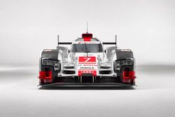 Audi R18 e-tron quattro low downforce bodywork