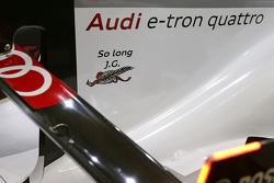 奥迪运动车队Joest奥迪R18 e-tron quattro细节