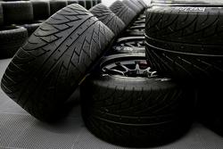 米其林轮胎细节
