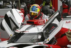 Oliver Jarvis, 奥迪赛车队Joest,奥迪 R18 e-tron quattro
