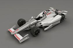 本田高速特征赛道空气动力学套件