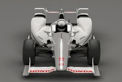Honda's speedway configuration aero kit
