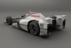 Honda aero kit para súper óvalos