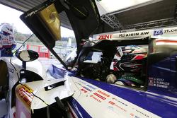 Stéphane Sarrazin, Toyota Racing TS040 Hybrid