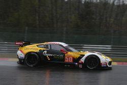 #50 Larbre Competition, Chevrolet Corvette C7 Gianluca Roda, Paolo Ruberti, Kristian Poulsen