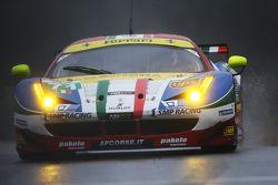 #71 AF Corse Ferrari F458 Italia Davide Rigon, James Calado