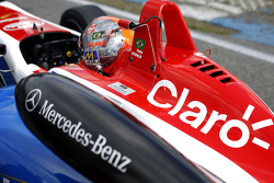 Pietro Fittipaldi, Fortec Motorsports, Dallara F313