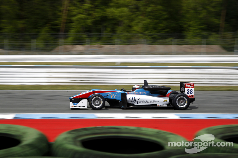 П'єтро Фіттіпальді, Fortec Motorsports, Dallara F312