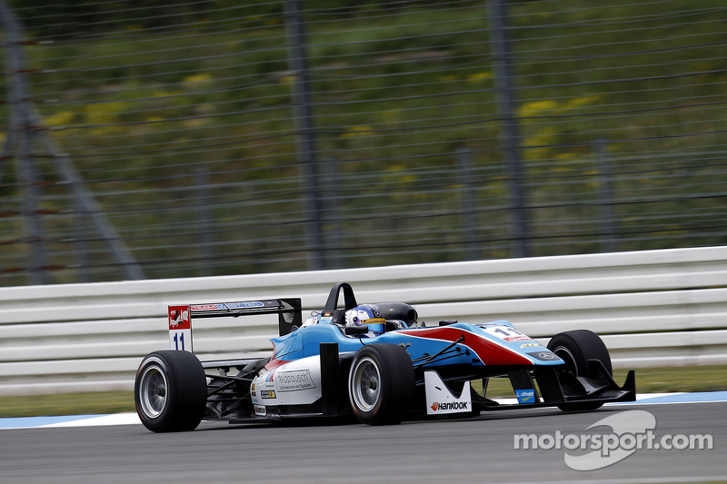 Fabian Schiller, Team West-Tec F3, Dallara F312