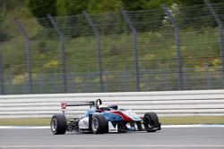 Raoul Hyman, Team West-Tec F3, Dallara F312