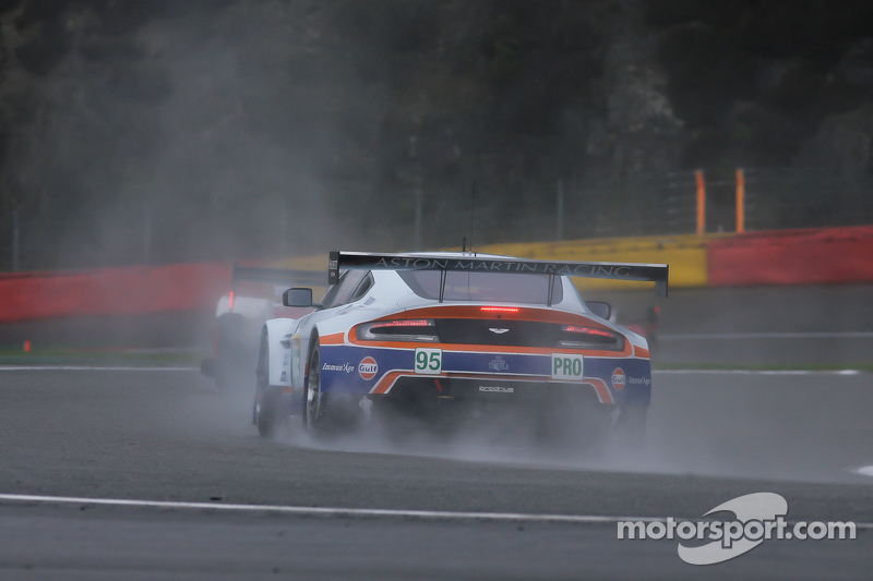 #95 阿斯顿·马丁车队,阿斯顿·马丁Vantage V8: Christoffer Nygaard, Marco Sørensen, Jonny Adam