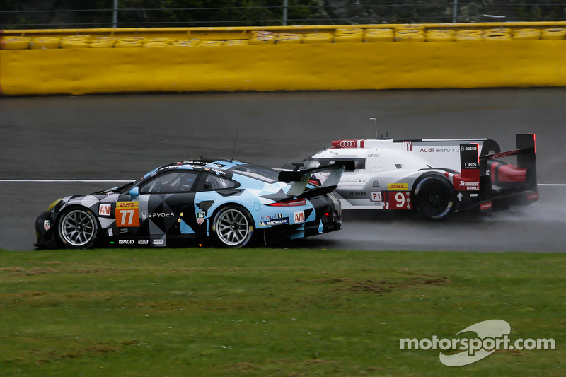 #77 Dempsey Proton Competition,保时捷911 RSR: Patrick Dempsey, Patrick Long, Marco Seefried