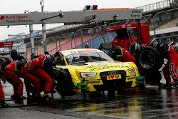 Пит-стоп Майка Роккенфеллера, Audi Sport Team Phoenix Audi RS 5 DTM
