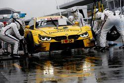 Pitstop, Timo Glock, BMW Team MTEK BMW M3 DTM