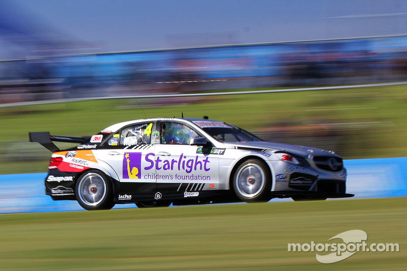 Ashley Walsh, Erebus Motorsports, Mercedes