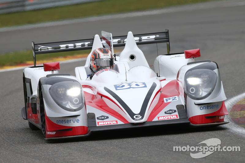 #38 Jota Sport, Zytek Z11SN Nissan: Simon Dolan, Harry Tincknell, Mitch Evans